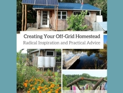 Creating Your Off-Grid Homestead