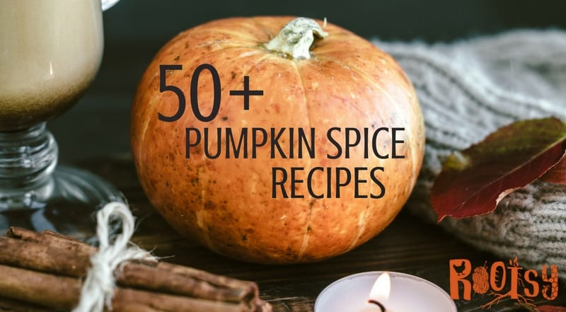 Pumpkin spice season is here! If you're a fan of pumpkin spice, you'll enjoy the collection of recipes here -- there's a little something for everyone, from drinks to breakfast and desserts. 50+ pumpkin spice recipes | Rootsy.org