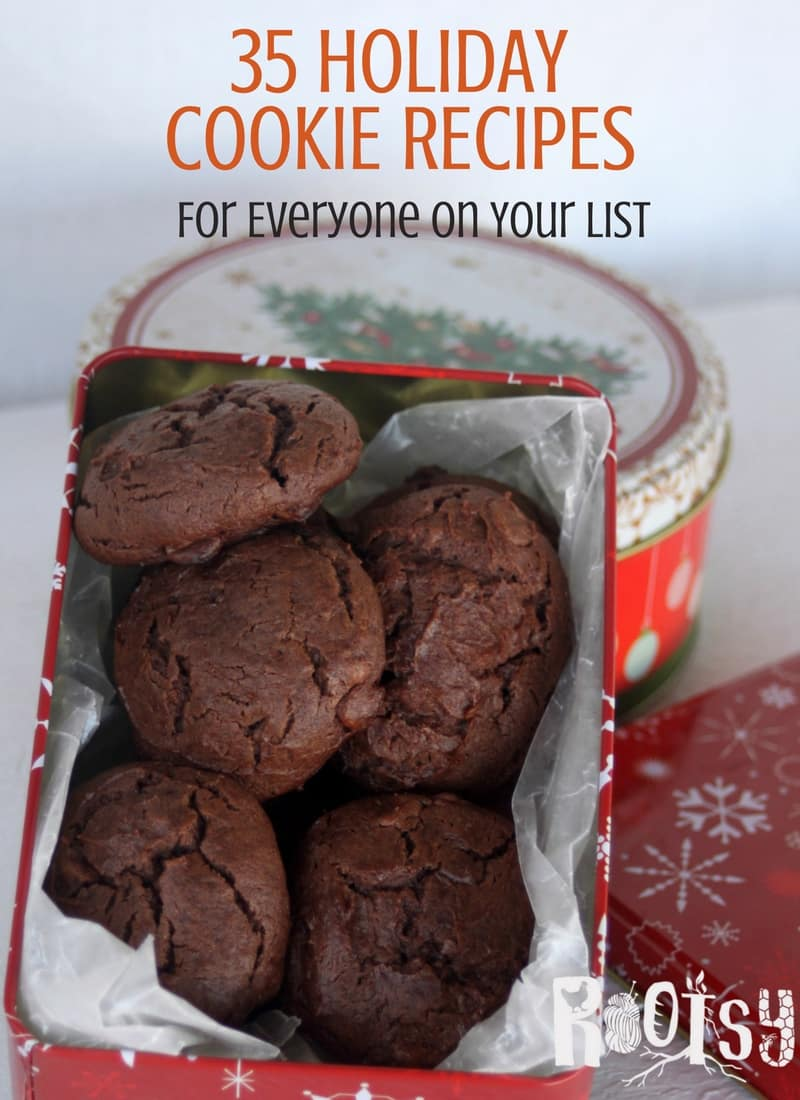 Fill all your baking needs with these 35 holiday cookie recipes sure to please everyone and every taste on your gift list.