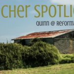 Teacher Spotlight - Meet Quinn from Reformation Acres. She's teaching the Homestead Management Printables Class this month on Rootsy.org