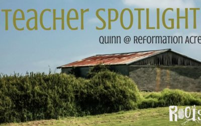 Get to Know Quinn from Reformation Acres