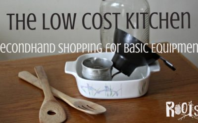 The Low Cost Kitchen