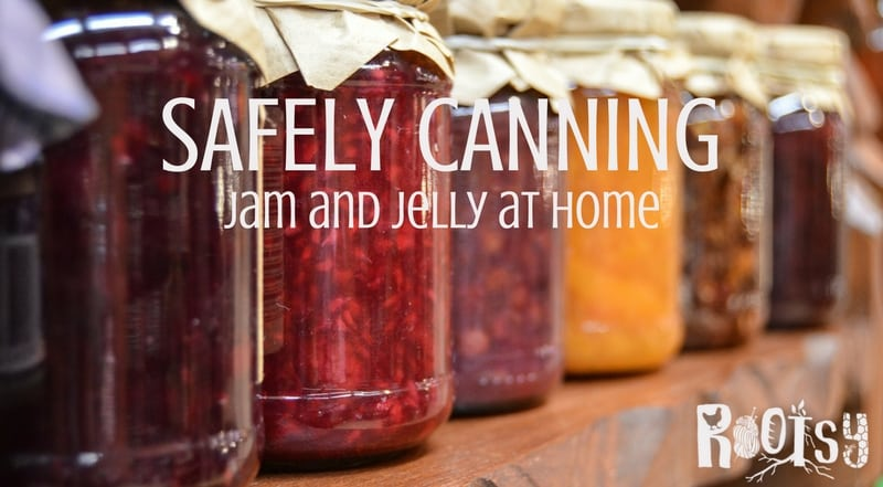 Safely Canning Jam and Jelly at Home