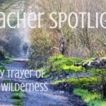 Teacher spotlight - Tammy from Trayer Wilderness. If you are looking for a teacher with an upbeat attitude in an off-grid lifestyle, Tammy is it! Rootsy.org