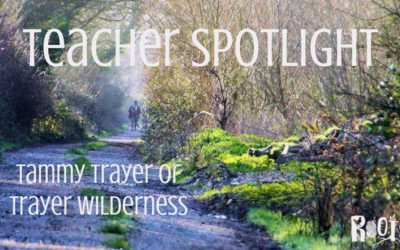Teacher Spotlight: Tammy Trayer of Trayer WIlderness