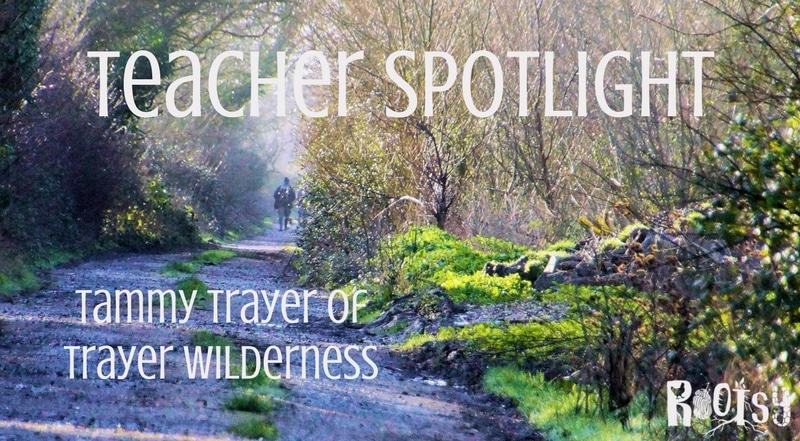 Teacher Spotlight: Tammy Trayer of Trayer WIlderness