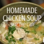 Tasty, homemade chicken soup is within your culinary abilities. Are you ready to make homemade chicken soup for you and your family?