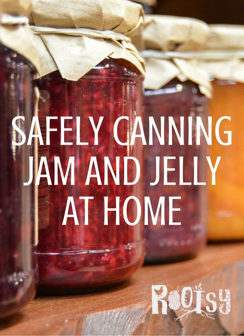 Whether someone grew up canning with Grandma who still clings to the old ways or someone just learned by watching a YouTube video, there are many dangerous ideas out there when it comes to safely canning jam and jelly. Get the facts from Rootsy.org