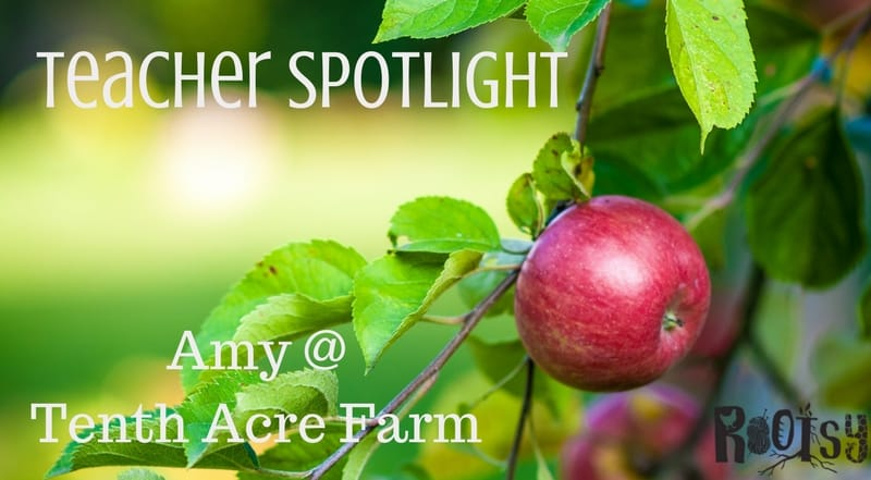 We are honored to present Amy Stross of Tenth Acre Farm as a guest teacher on Rootsy. She has a background in home-scale food production and is an avid permaculture gardener | Rootsy.org