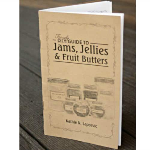 Fiercely DIY Guide to Jams, Jellies, & Fruit Butters