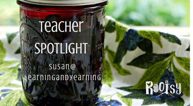 susan teacher spotlight fb | rootsy.org