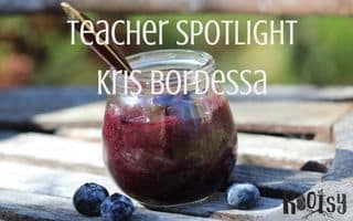 Teacher Spotlight: Kris Bordessa of Attainable Sustainable