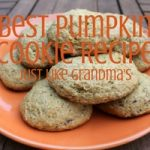 This moist and easy pumpkin cookie recipe is a blessing to any serious pumpkin lover. Make cookies ahead of time and keep them in the pantry for up to a week. If you can keep them around, they store beautifully! | Rootsy.org