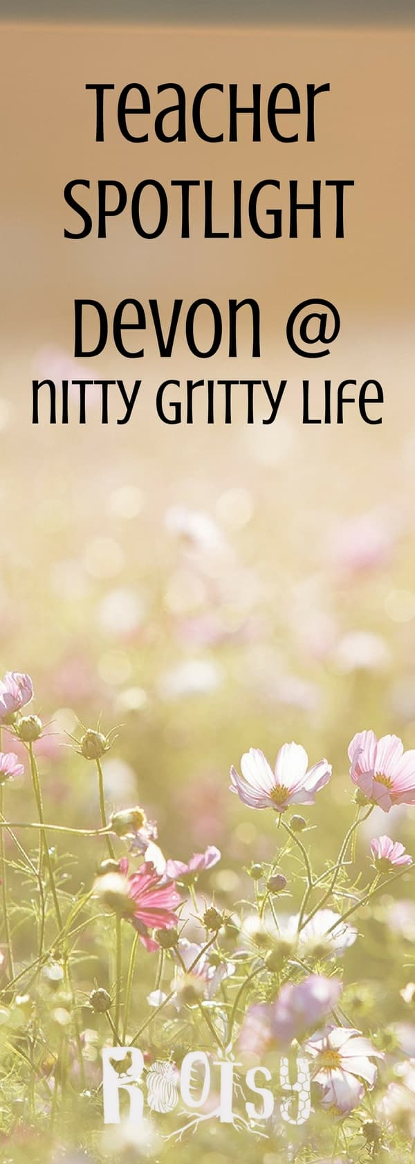 This month, we are honored to present Devon at Nitty Gritty Life as a guest teacher onRootsy. She has a background in foraging and is an avid homesteader and herbalist. Her lesson on incorporating foraged herbs into cookies looks mouthwatering! Rootsy.org
