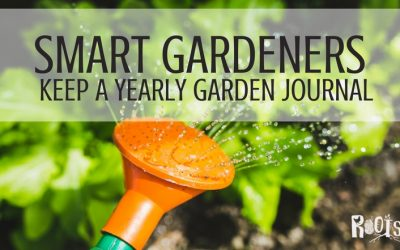 Smart Gardeners Use a Yearly Journal, Here's Why