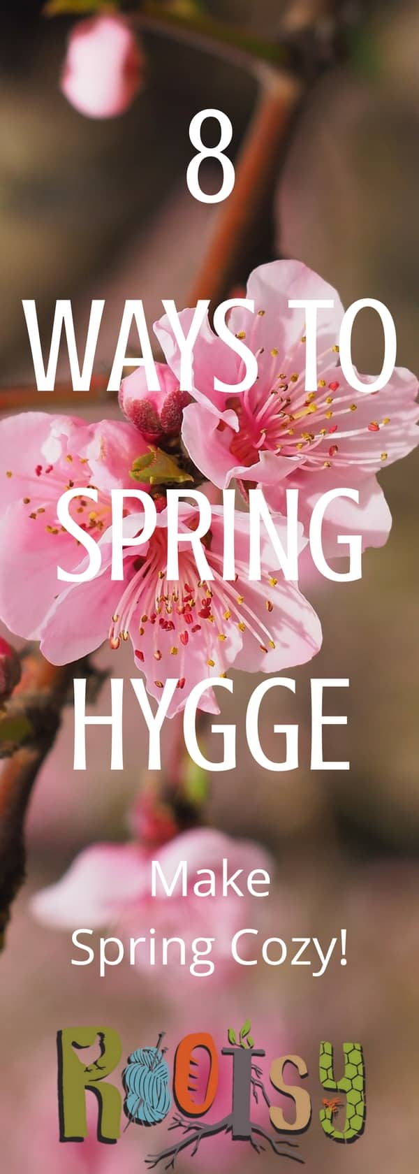 """It seems like all you hear about all winter anymore is """"hygge."""" What's hygge? Hygge is a Danish concept of living a cozy life, enjoying the simple things, and good food. Think comfy blankets, lots of candles, books, thick wooly socks, and comfort food. While this is usually a winter concept, check out these 8 Ways to Spring Hygge. 