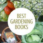 Best Gardening Books