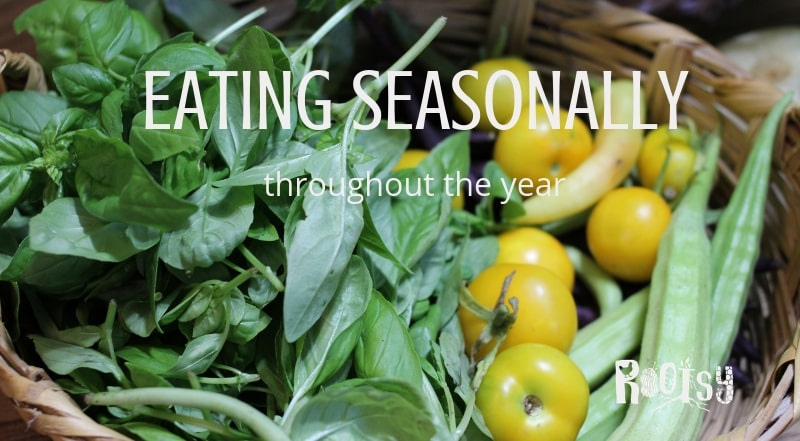 Eating seasonally to Save Time and Money