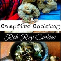 Campfire Cooking: Rob Roy Cookies