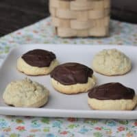 Gluten Free Sour Cream Cookies