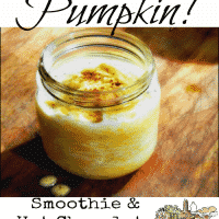 Herbal Pumpkin Spice Hot Chocolate