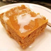 Easy Paleo Pumpkin Pie (Crustless)
