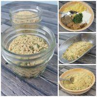 Homemade Mustard Dry Rub