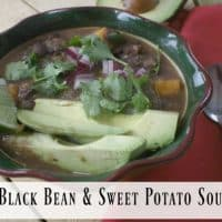 How To Make Black Bean Soup The Homesteading Hippy