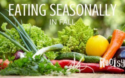 Eating Seasonally in Fall