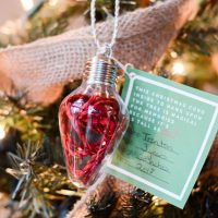 Personalized Ornaments for Kids to Make – How Tall This Christmas