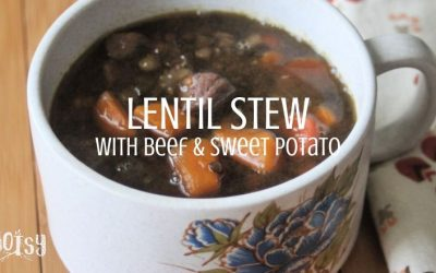 Hearty & Easy Lentil Stew Recipe