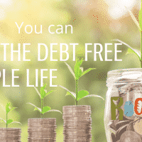 Live the Debt Free Simple Life