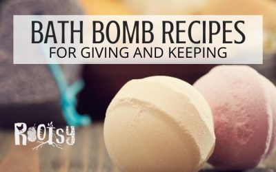 13 Easy DIY Bath Bomb Recipes