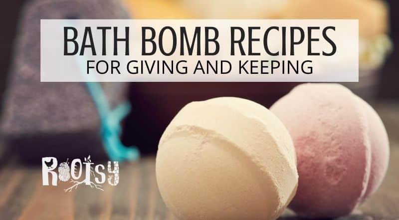 13 Easy DIY Bath Bomb Recipes