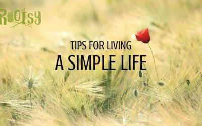 Tips for Living a Simple Life
