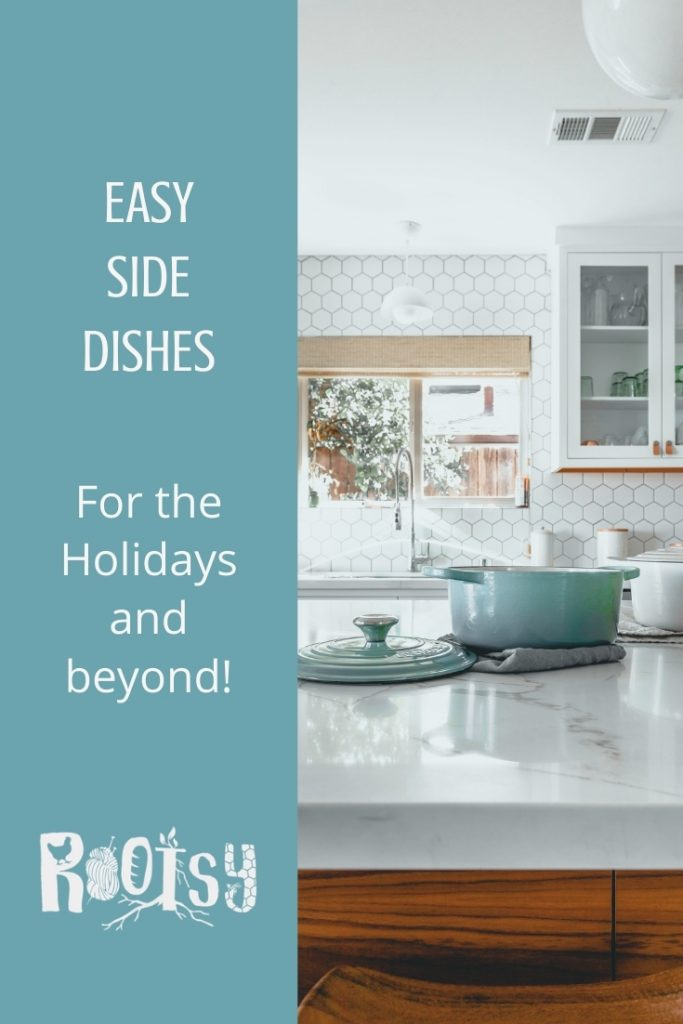 Easy Side Dishes pin