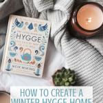 Cozy winter hygge home