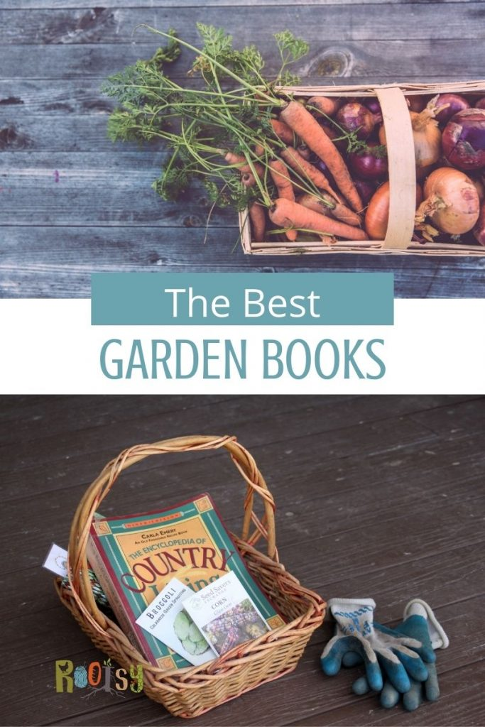 The Best Garden Books